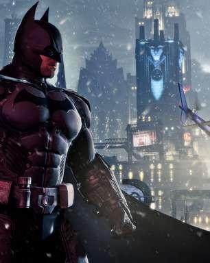 'Batman Blackgate' será lançado para consoles e PC em abril