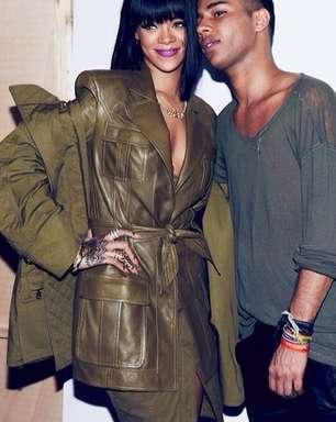 Por atraso, Rihanna perde desfile e decepciona fãs em Paris