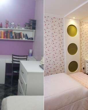 Terra Decora: veja como usar melhor espaço e cores no quarto