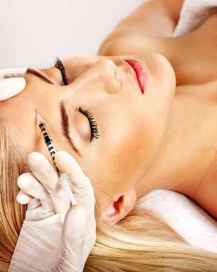 Injeções de ácido ajudam a clarear manchas no rosto