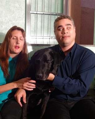 """SP: """"vaquinha"""" para tratar cão-guia arrecada triplo da meta"""