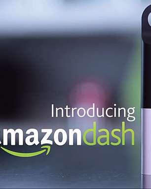 Amazon cria gadget assistente de compras virtuais