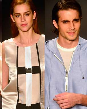 Segundo dia de Fashion Rio tem Bruna Marquezine e pochete