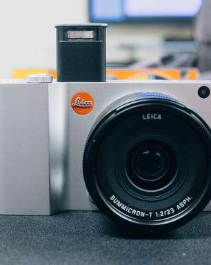 Leica lança câmera fotográfica com design feito pela Audi