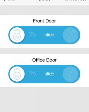 Aparelho permite abrir porta de casa por app no celular