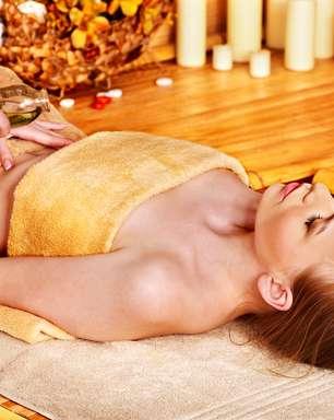 Tratamentos feitos com temperos relaxam e revigoram a pele