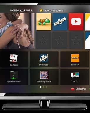 Copa aquece mercado brasileiro com TVs de até R$ 99 mil
