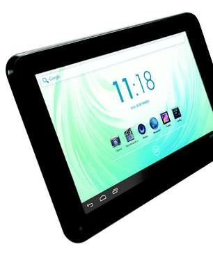 Fabricante nacional lança tablet por R$ 329