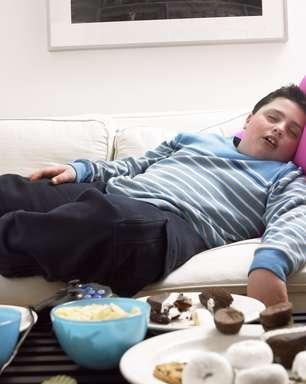 Filhos de pais separados têm mais propensão à obesidade