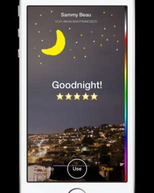 Facebook lança por engano Slingshot, concorrente do Snapchat