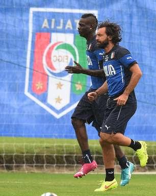 Pirlo anuncia aposentadoria da seleção italiana após a Copa