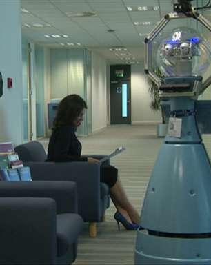 Cientistas testam Bob, o 'vigia noturno robô'
