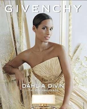 Alicia Keys é garota-propaganda de novo perfume da Givenchy