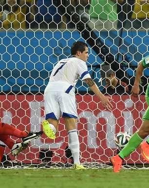 Odemwingie exalta fim de jejum de 16 anos da Nigéria em Copa