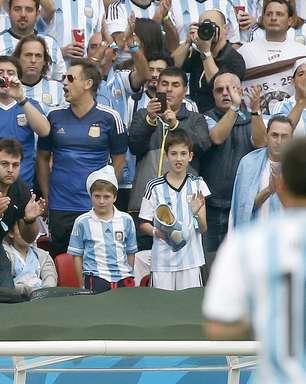 """""""Beira-Rio azul"""": veja em detalhes atuação decisiva de Messi"""
