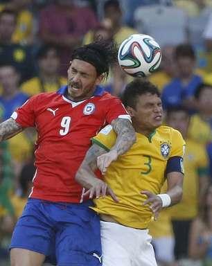 Thiago Silva avisa: Colômbia será tão difícil quanto Chile