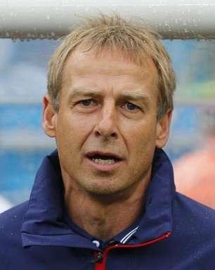 """Klinsmann expõe """"drama"""", mas se anima com futuro dos EUA"""