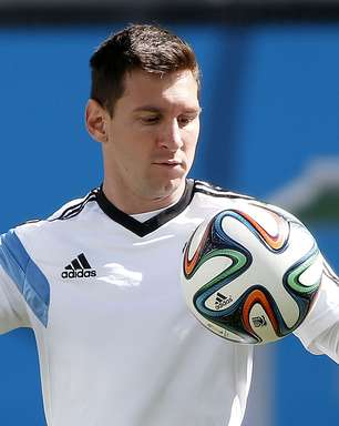Com Messi na caça aos recordes, Argentina pega Suíça em SP