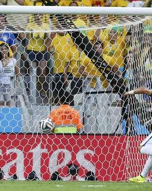 Veja fotos de Brasil x Colômbia