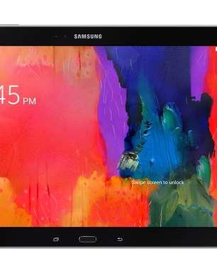 Galaxy Note Pro se destaca por tela grande e ótima resolução