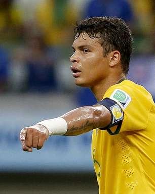 Thiago Silva se impõe após 'choradeira' e comanda Seleção