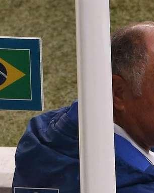 Após 7 a 1, Felipão desconversa sobre saída e mira 3º lugar