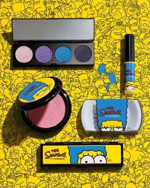 MAC lança linha de maquiagem inspirada em 'Os Simpsons'