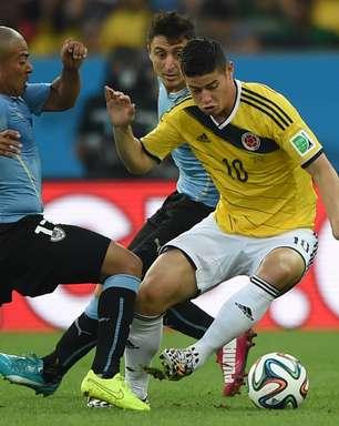 Quem vai parar o Brasil? Colômbia e Uruguai vivem ótima fase