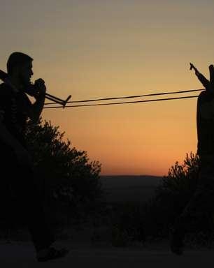 EUA preparam programa de treinamento de opositores sírios