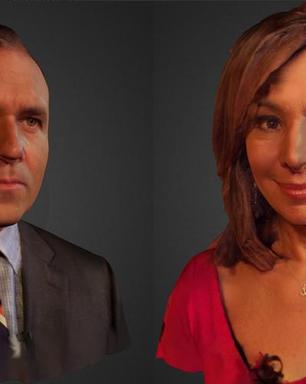 Aplicativo transforma selfies em modelos 3D