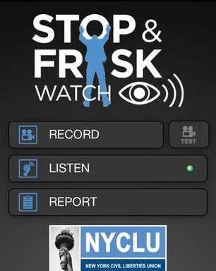 Aplicativo permite denúncia de excessos da polícia em NY