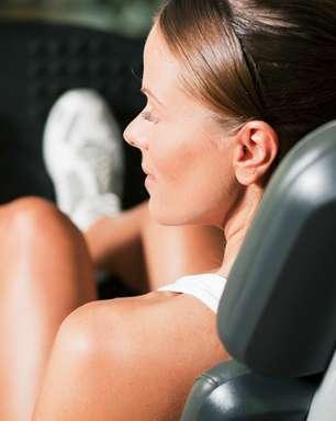 Pegar pesado na musculação pode causar varizes nas pernas