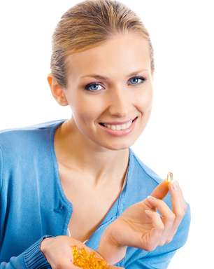 Óleo de amendoim em cápsula previne o envelhecimento