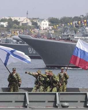 Times da Crimeia mudam nome e entram na 3ª divisão da Rússia