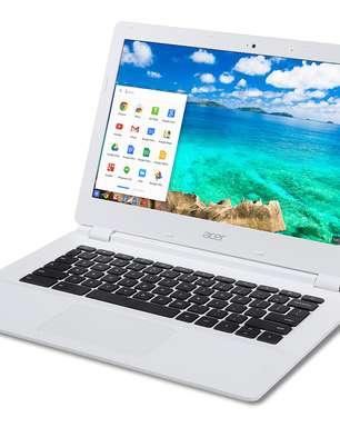 Acer lança novo computador Chromebook de 13 polegadas