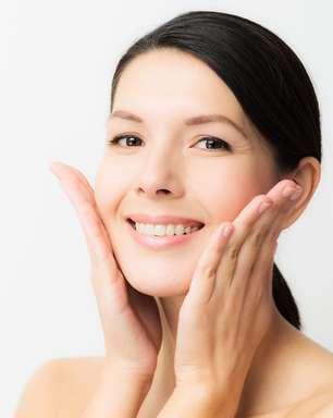 Sutiã facial promete evitar flacidez e rugas