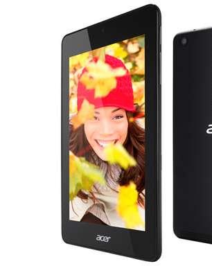 Acer lança tablet de R$ 499 produzido no Brasil