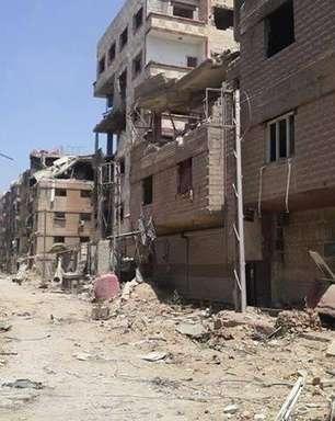 Bombardeio do exército mata ao menos 31 jihadistas na Síria