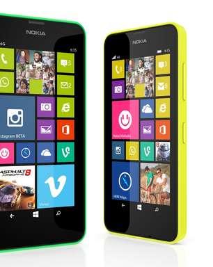 Microsoft começa vendas do Lumia 635 no Brasil por R$ 599