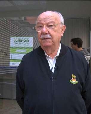 SP: advogado de 83 anos é mesário em eleições desde 1950