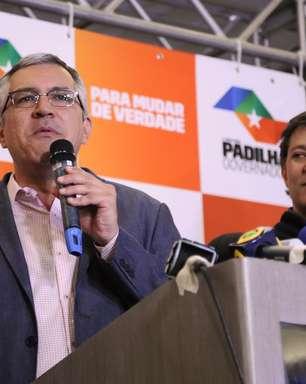 """Derrotado, Padilha critica pesquisas: """"não acompanham o povo"""""""