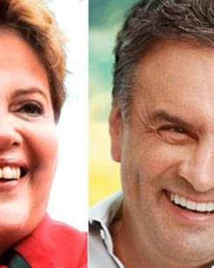 Datafolha: em empate técnico, Aécio tem 46%, e Dilma, 44%