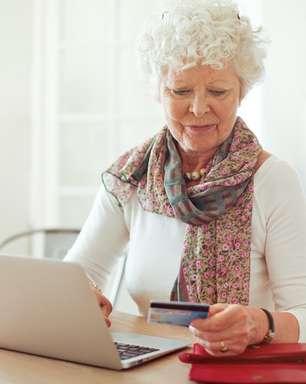 Consumidores sêniores são um desafio aos varejistas online