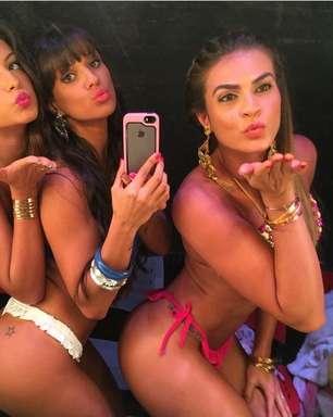 """Operação verão: saiba como sair bem na """"selfie"""" da praia"""