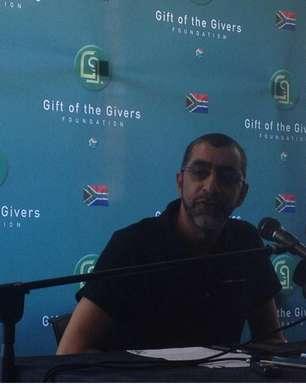 EUA sabiam que refém sul-africano seria libertado, diz ONG