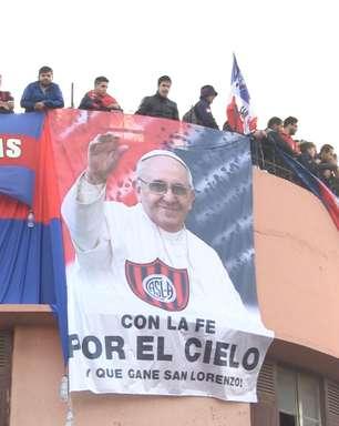 San Lorenzo vai colocar nome do papa em seu novo estádio