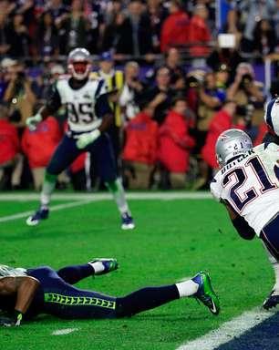 Super Bowl em imagens: veja lances cruciais da final da NFL
