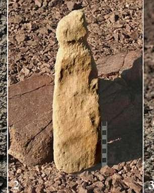 Sítios arqueológicos intrigam por pedras fálicas gigantes