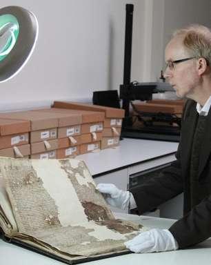 Cópia original da Magna Carta de 700 anos é encontrada