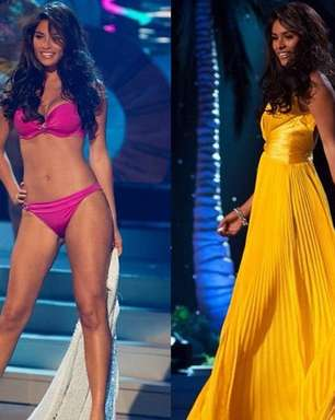 Top 5 no Miss Universo enche ex-Chelsea de orgulho